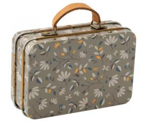 Metal Suitcase, Merle dark - Maileg