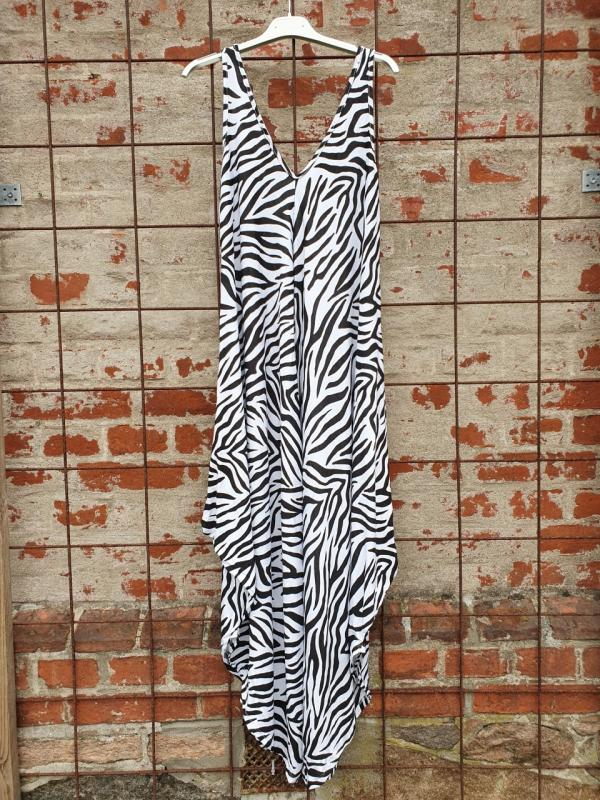 Byxdress/Jumpsuit, Zebra - Mix by Heart