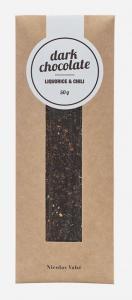 Mörk Choklad - Lakrits Chili - Nicolas Vahe