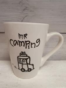 Mr camping (husbil) - Mugg från Lyckliga L8