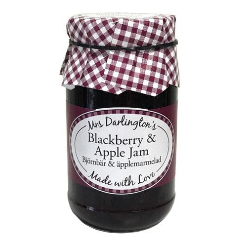 Björnbär och Äpplemarmelad - Mrs Darlington