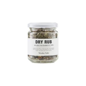 Rub, Allaround Barbecue Mix  - Nicolas Vahe