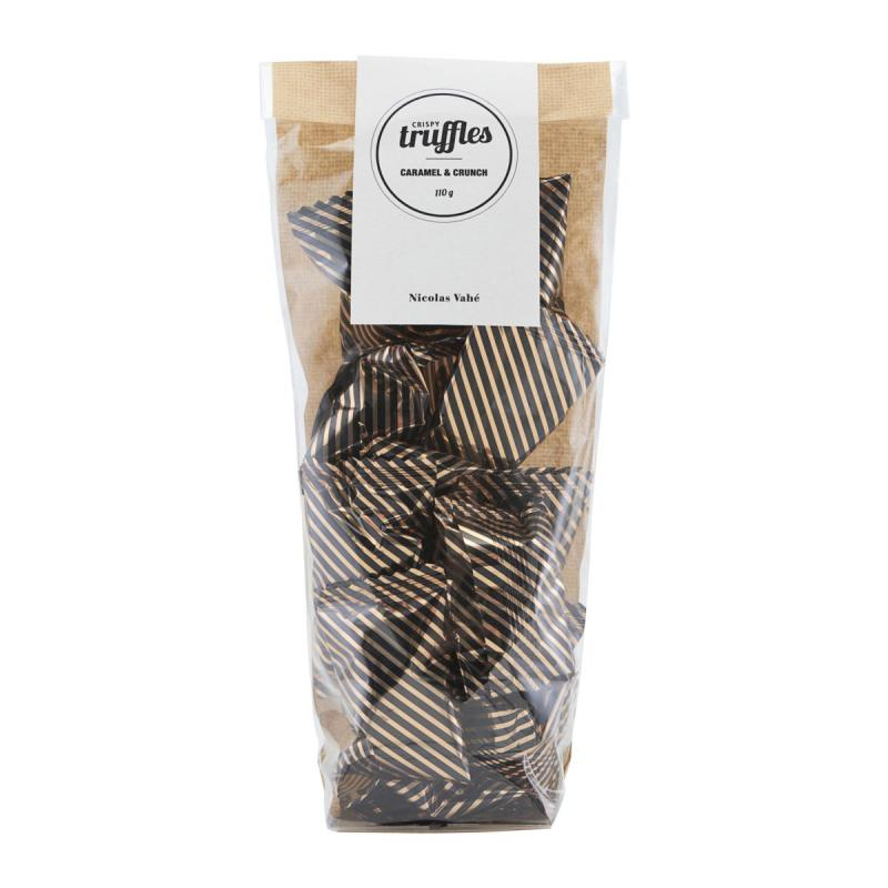 Chokladtryffel med caramel och crunch - Nicolas Vahe