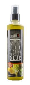 Olivolja Citron & Persilja (spray) - Weber