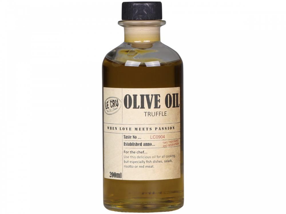 Olivolja Extra virgin med tryffel - Le Cru (Chic Antique)