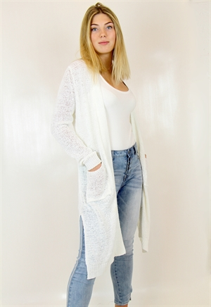 ANGEL CARDIGAN SOFT WHITE