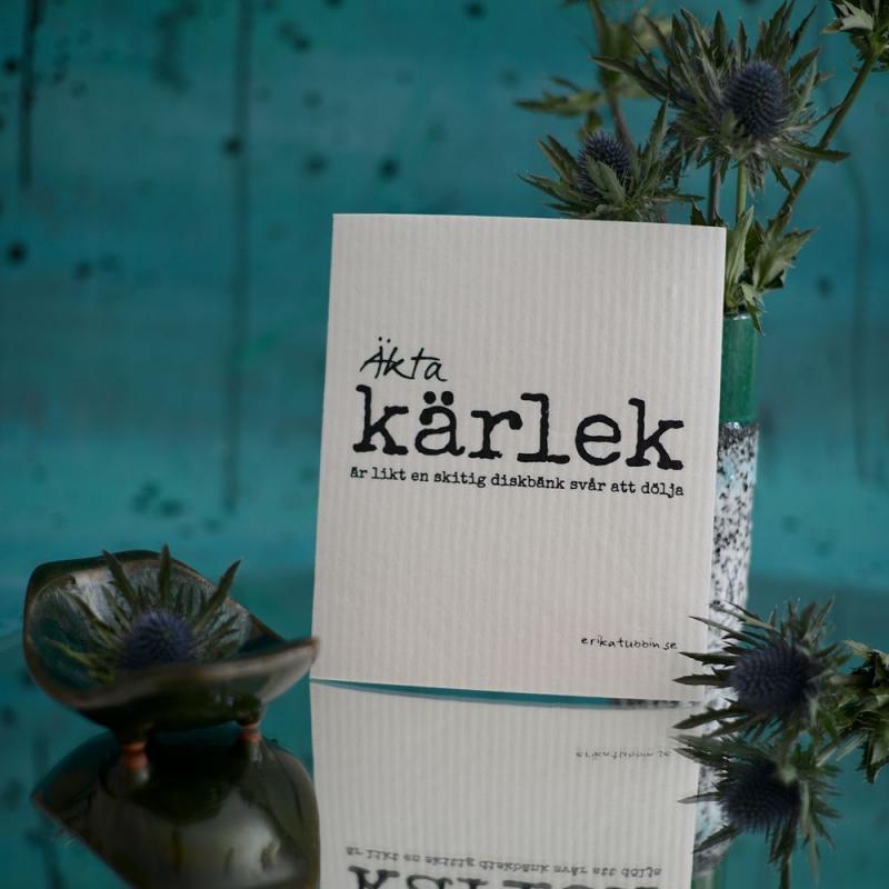 Disktrasa, KÄRLEK - Erika Tubbin