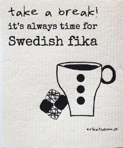Disktrasa, SWEDISH FIKA - Erika Tubbin