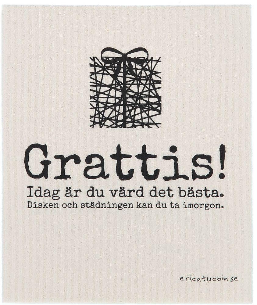 Disktrasa, GRATTIS - Erika Tubbin