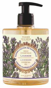 Panier Des Sens, Marseille - Lavendel, Handtvål med pump