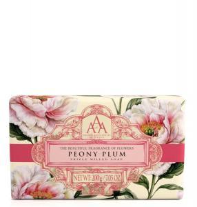 Peony Plum, Pion (AAA) - Tvål