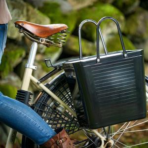 Perstorps väska, Cykelkorg - Svart