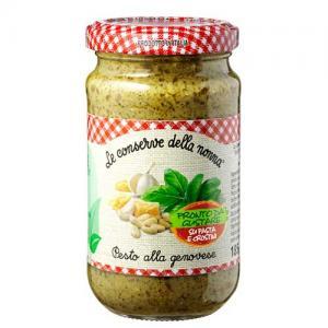 Pesto Geneveso (Basilika & cashewnötter)