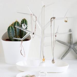 [pi:p] M, Smyckesträd, crystal clear - Koziol