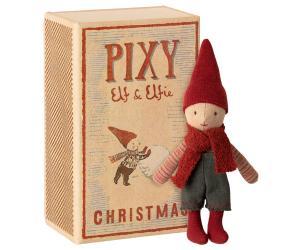 Maileg, Pixy Elf in box