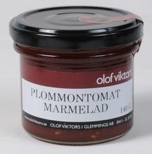 Marmelad Plommontomat 140g - Olof Viktors
