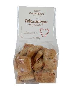 Polkaskorpor - Knäck & Bräck