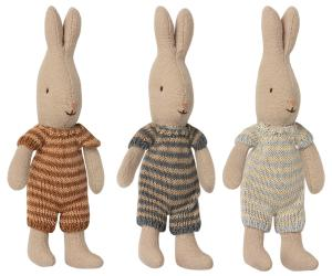 Rabbit, Micro, 3 olika - Maileg     LEV OKT/NOV