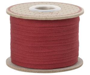 Rött vävt bomullsband - Maileg     LEV NOV/DEC