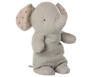 Safari friends, Medium Elephant - Grey - Maileg     LEV NOV/DEC
