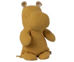 Safari Friends, Small hippo - Dusty yellow - Maileg