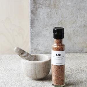 Kvarnsalt, Parmesan, Tomat och Basilika  - Nicolas Vahe