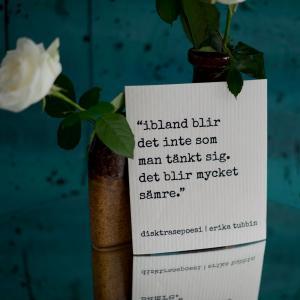 Disktrasa, SÄMRE - Erika Tubbin