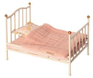 Vintage säng, offwhite (Maileg)