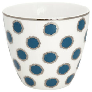 Lattemugg Savannah blue - Greengate
