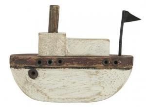 Skepp i trä - Ib Laursen
