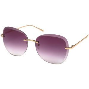 Solglasögon, Dolly Guldpläterad Brun - Pilgrim