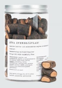 Söta Svenskjävlar! - Haupt lakrits