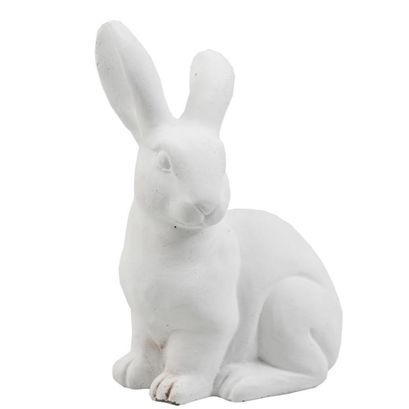 Staty Sittande Hare (Miljögården)