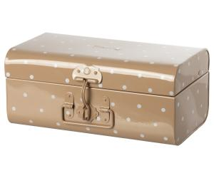 Storage suitcase, Small - Rose w. dots - Maileg     LEV NOV/DEC
