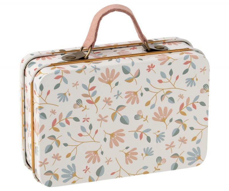 Suitcase, metal - Merle light