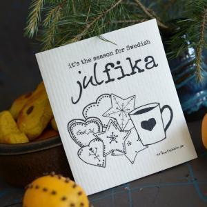 Disktrasa, SWEDISH JULFIKA - Erika Tubbin