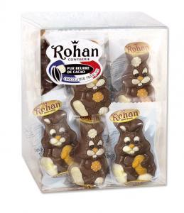 Hare i choklad (vit/ljus choklad)
