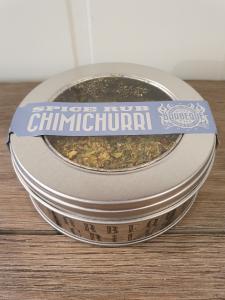 Spice Rub, Chimichurri