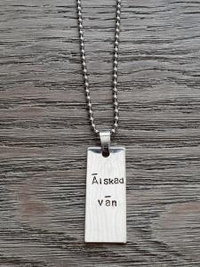 Halsband, Älskad vän - Smolk