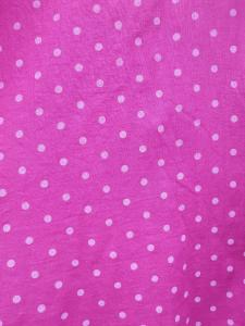 Långskjorta Prick, Cerise - Rough & Rose