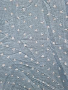 Långskjorta Stjärnor Ljusblå - Rough & Rose