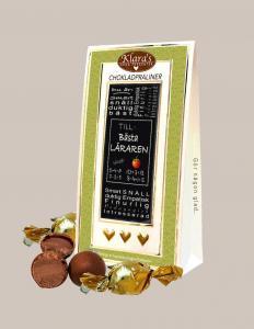 Till Läraren - Chokladpraliner