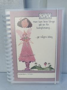 Kalender 2020 - A6 (Man kan leva länge...)
