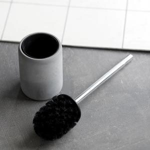 Toalettborste, Cement, Stål/Fiberbetong - House Doctor