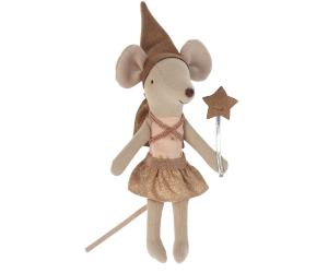 Tooth fairy mouse in matchbox - Rose - Maileg     LEV OKT/NOV