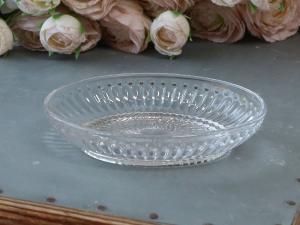 Tvålfat i glas - Chic Antique
