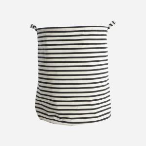 Tvättpåse, Stripes, Svart - House Doctor