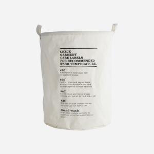 Tvättpåse, Wash Instructions- House Doctor