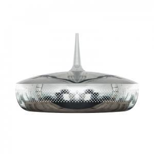 UMAGE Lampskärm Clava Dine 43x28cm - Blank Aluminium