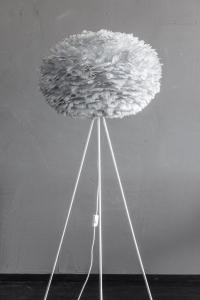 UMAGE Lampstativ Golvmodell - Tripod, Vit
